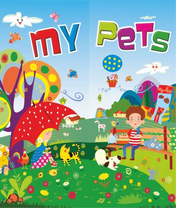 Лепбук «My Pets»